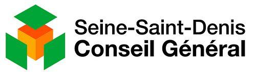 Nouveau logo Seine Saint Denis - département 93