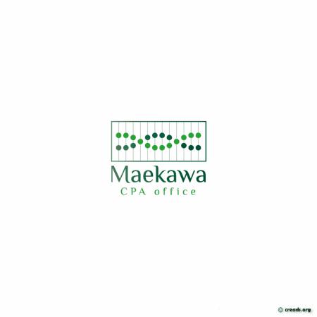 logo Maekawa : cabinet de comptable
