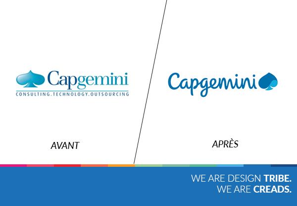 nouveau logo Capgemini