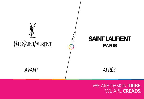 logo Yves Saint Laurent
