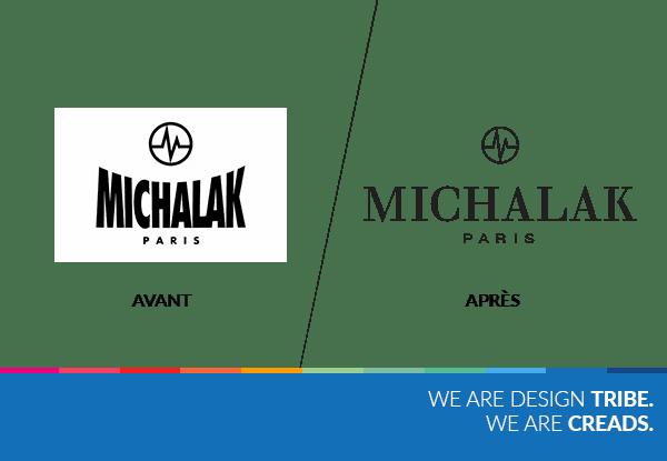 nouveau logo michalak