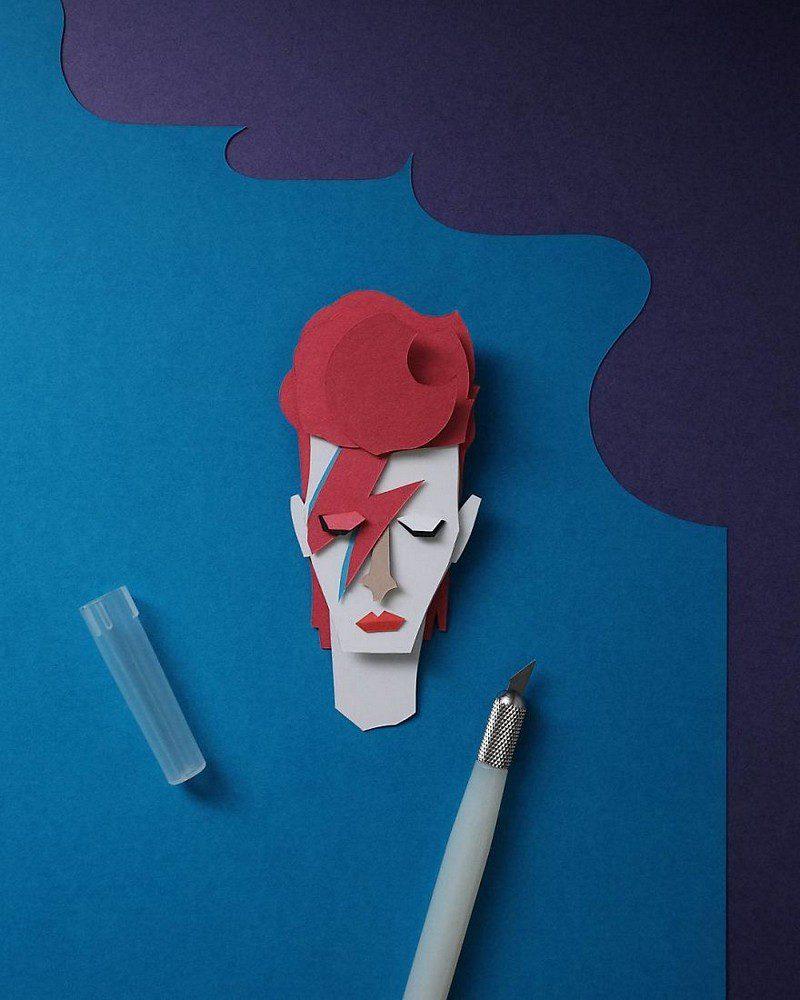 Talent à Suivre : John Ed De Vera et ses fantastiques créations en papier