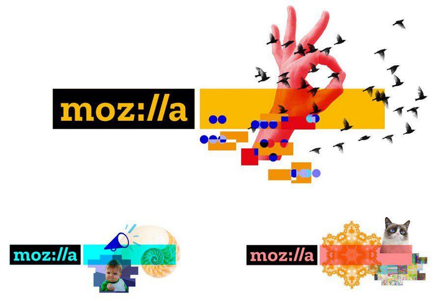 mozilla nouvelle identité graphique