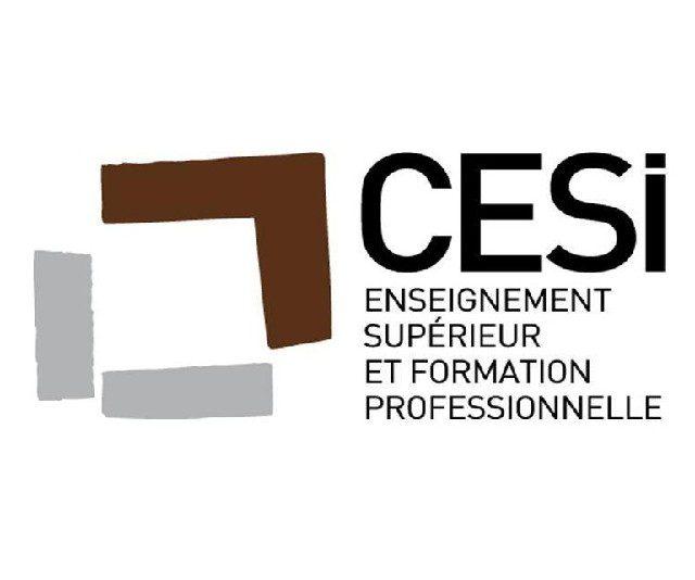 Le CESI présente son nouveau logo