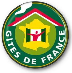 Nouveau logo Gites de France