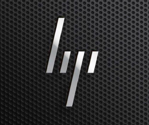 HP présente un nouveau logo !