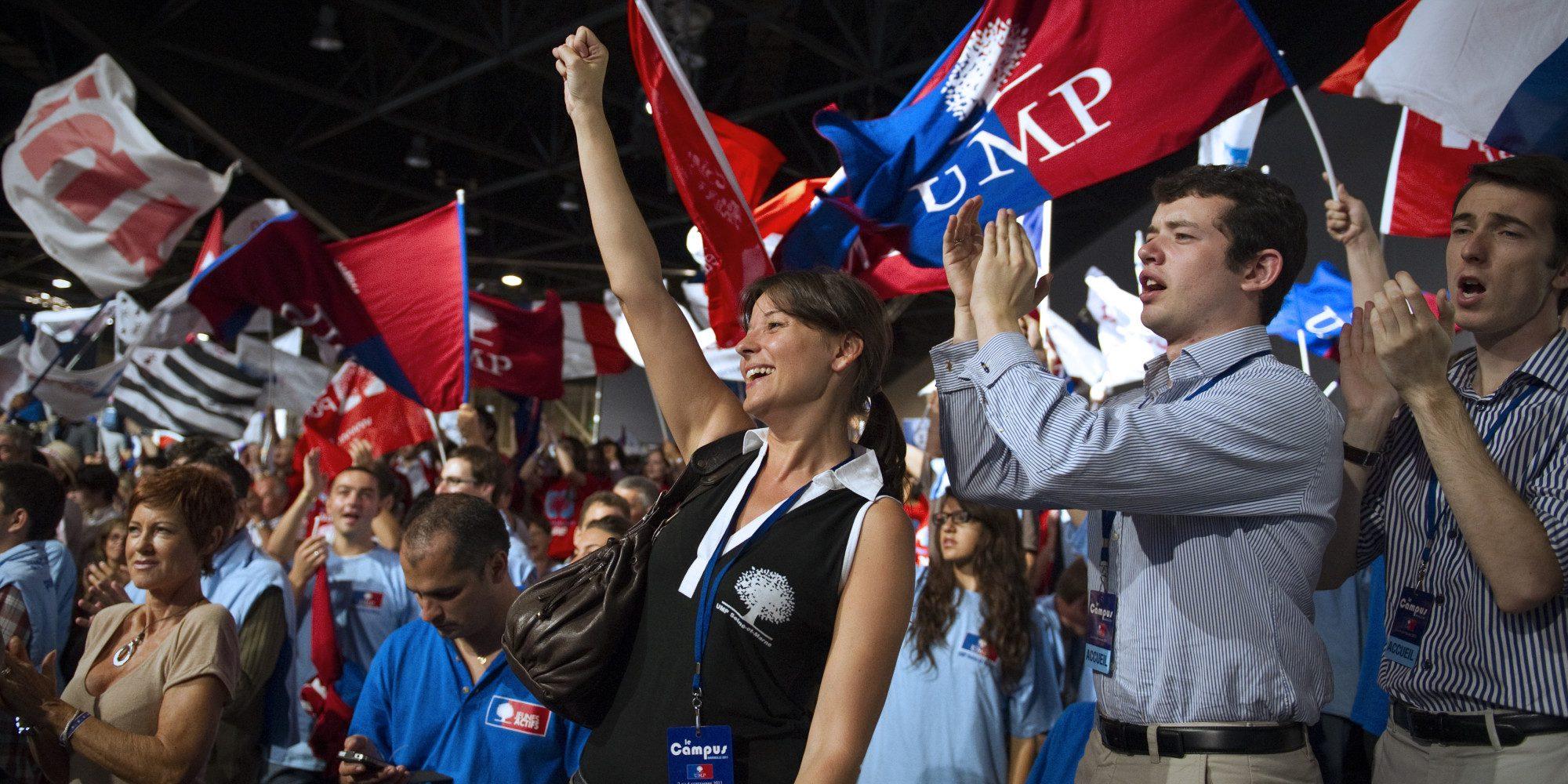 Les Républicains : «Jamais je n'ai vu un nom s'installer aussi rapidement»