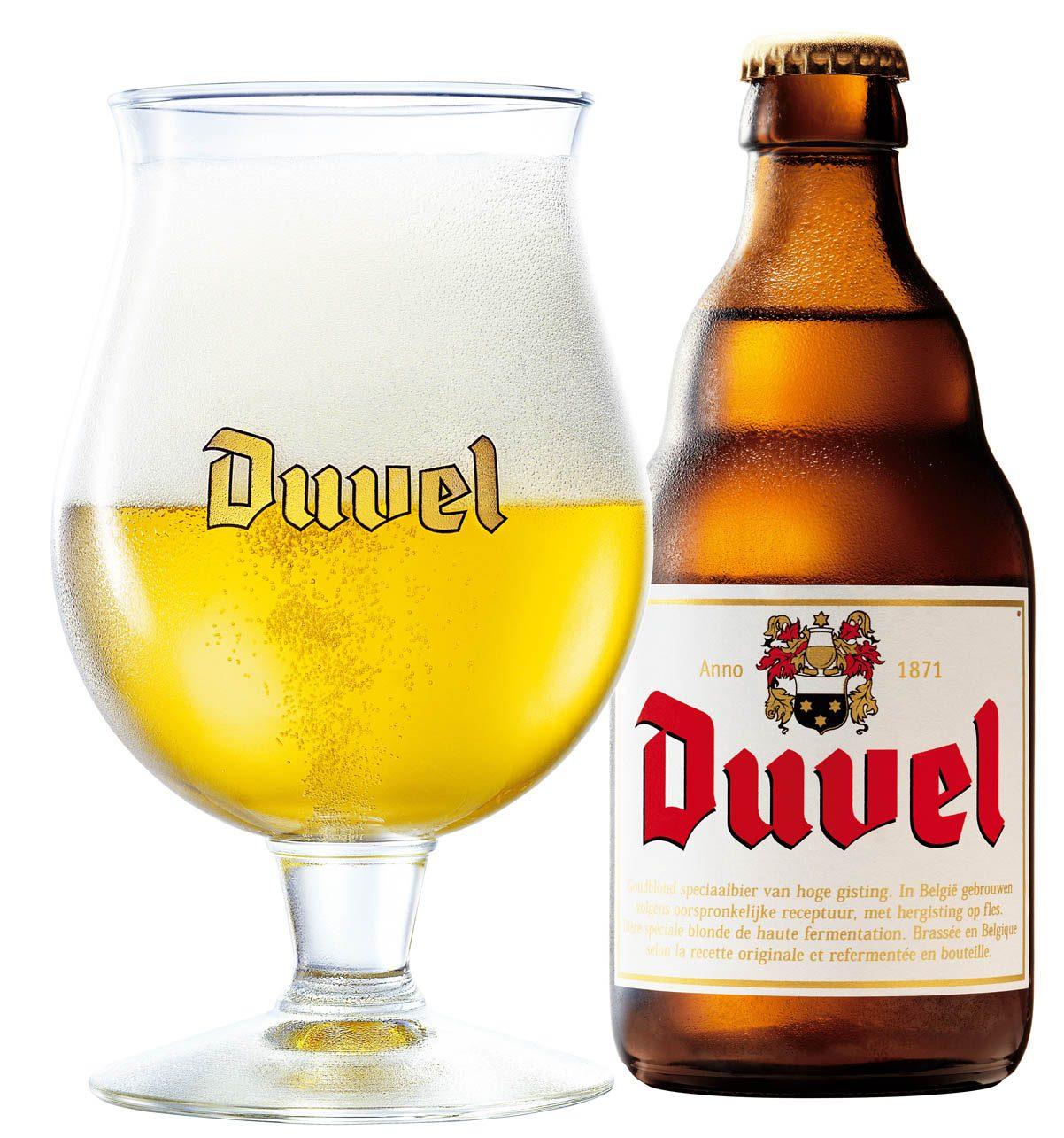 bière Duvel