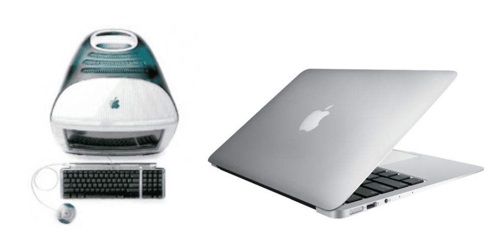 mac apple agence creads