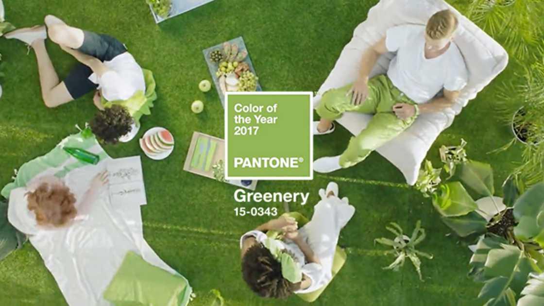 Décryptage de la couleur de l'année 2017 désignée par Pantone