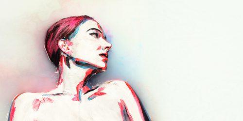 peinture femme1