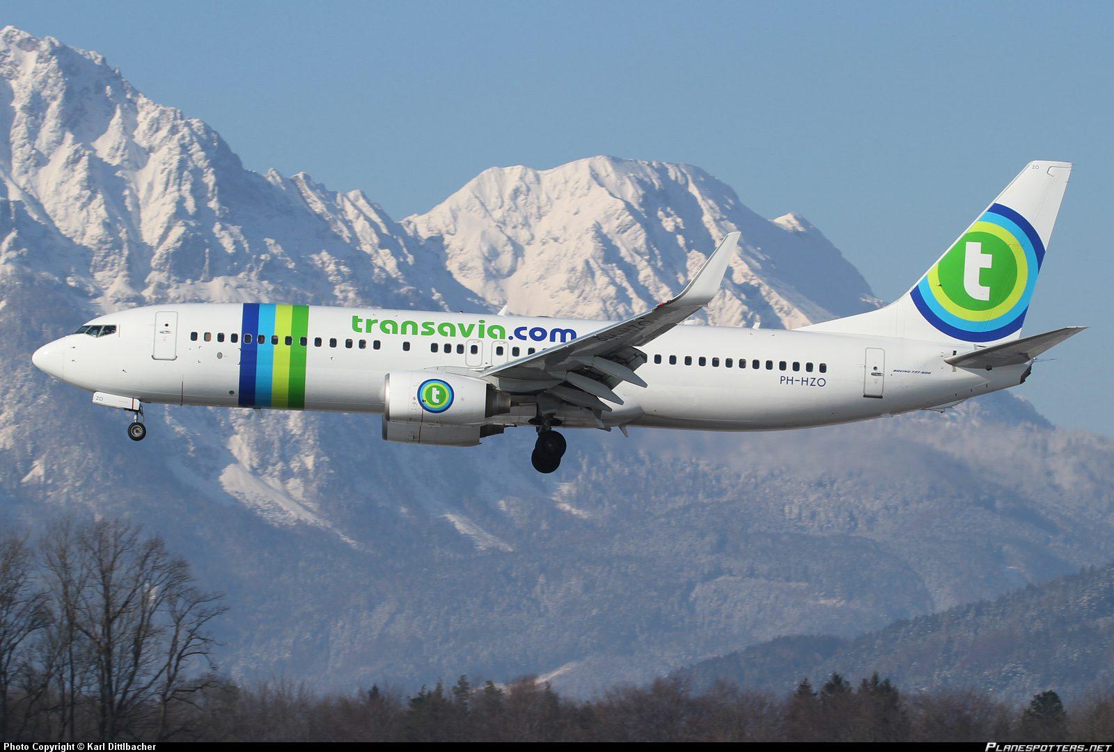 Transavia s'offre une nouvelle identité