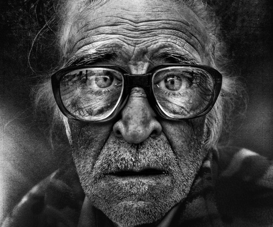 Talent à suivre : découvrez les portraits bouleversants de Lee Jeffries !