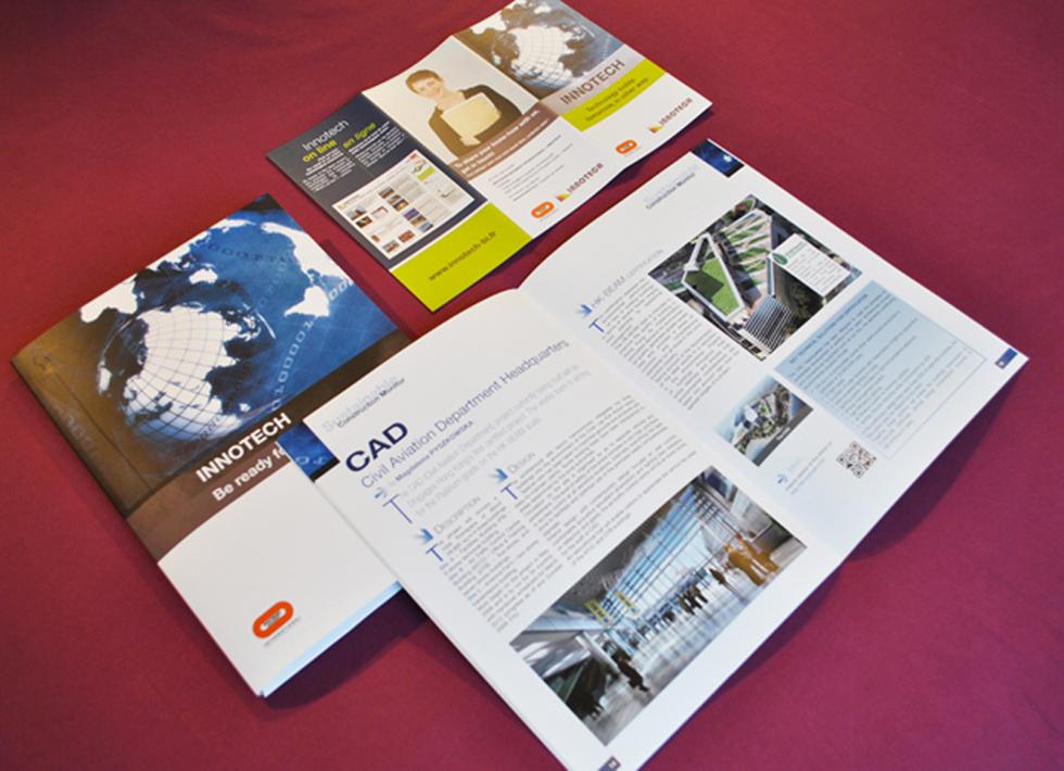 Bouygues Construction - Brochure sur Creads
