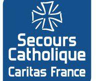 Le Secours Catholique change de logo