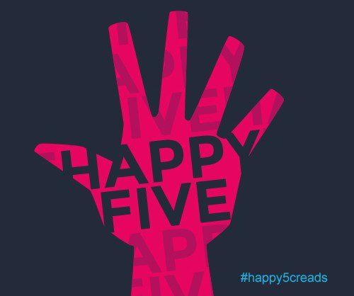 Découvrez les résultats du concours Happy 5 Creads !
