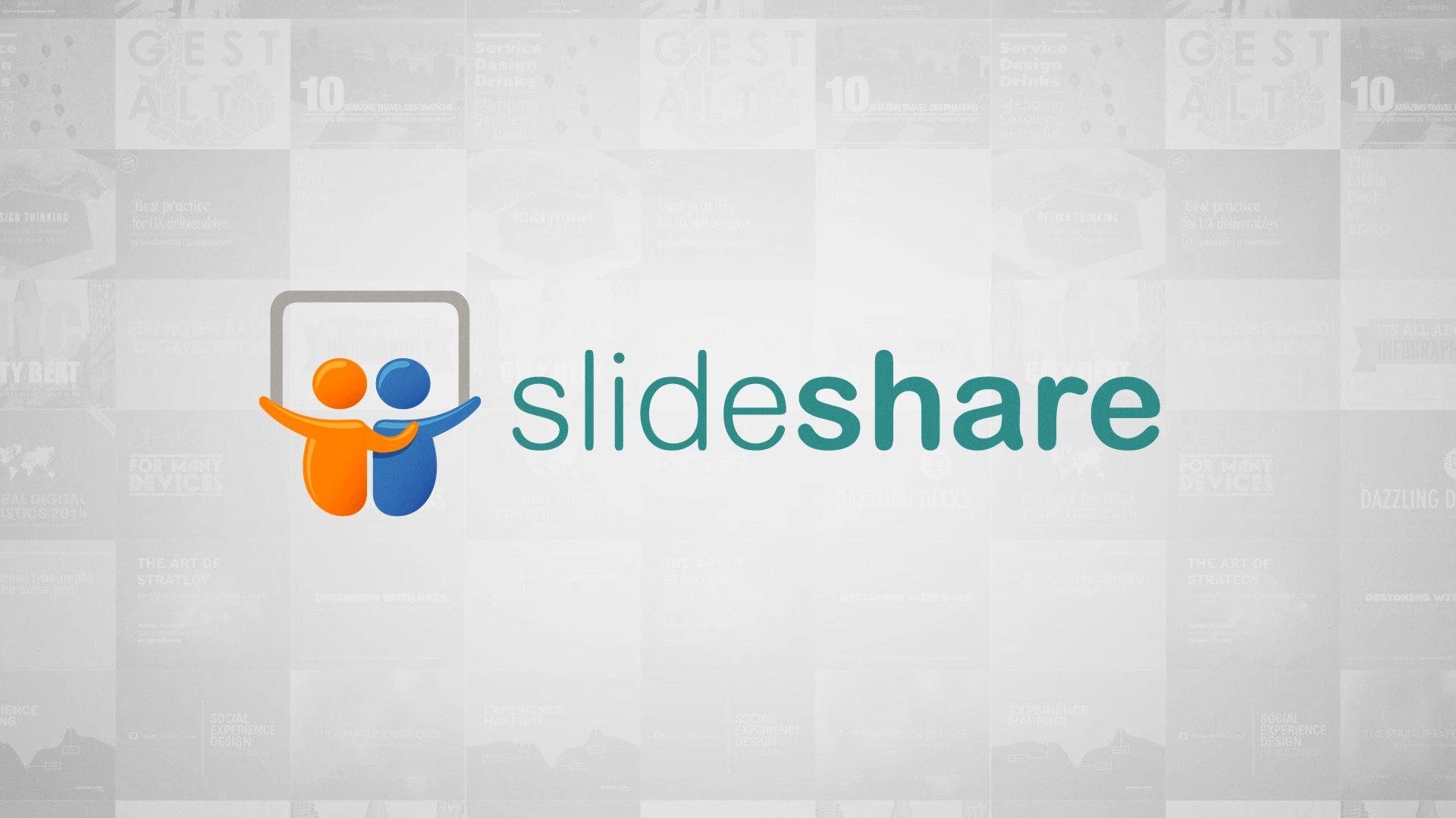 Recherche d'emploi : Créez votre CV sur Slideshare