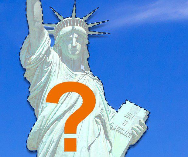 Les résultats du concours : A quoi ressemblerait New York sans sa statue ?