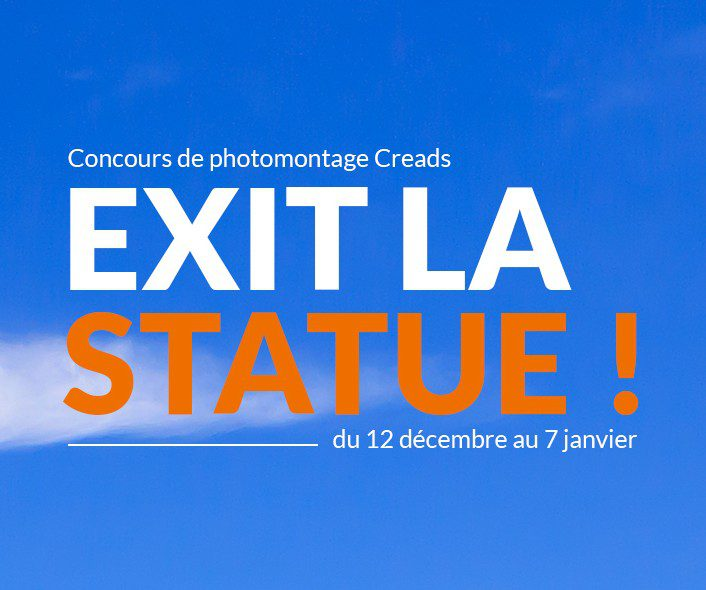 Concours créatif de Noël : Exit la Statue de la Liberté !