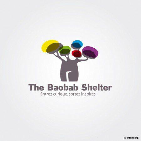 logo The Baobab Shelter : centre d'affaires créatif