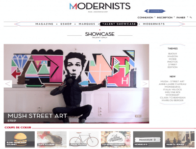 the modernists