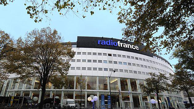 nouveau logo Radio France