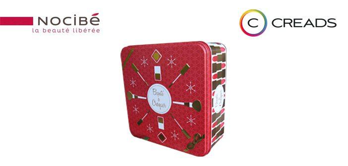Nocibé choisit Creads pour le design de sa box cadeau inédite !