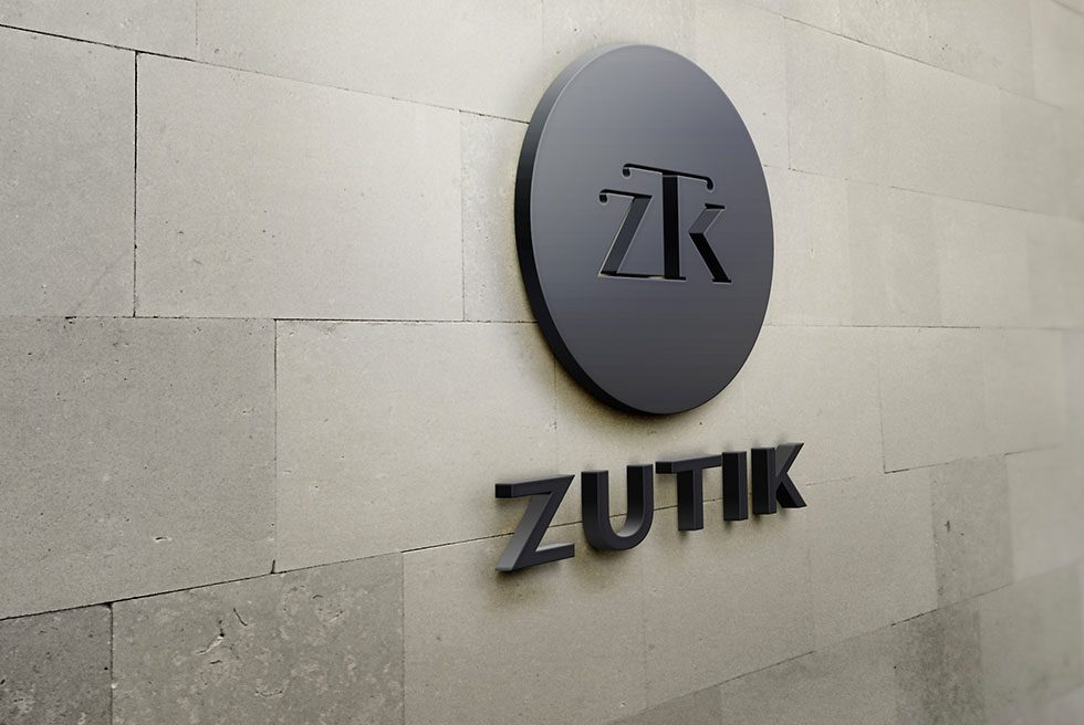 Création de logo - Zutik - par Creads