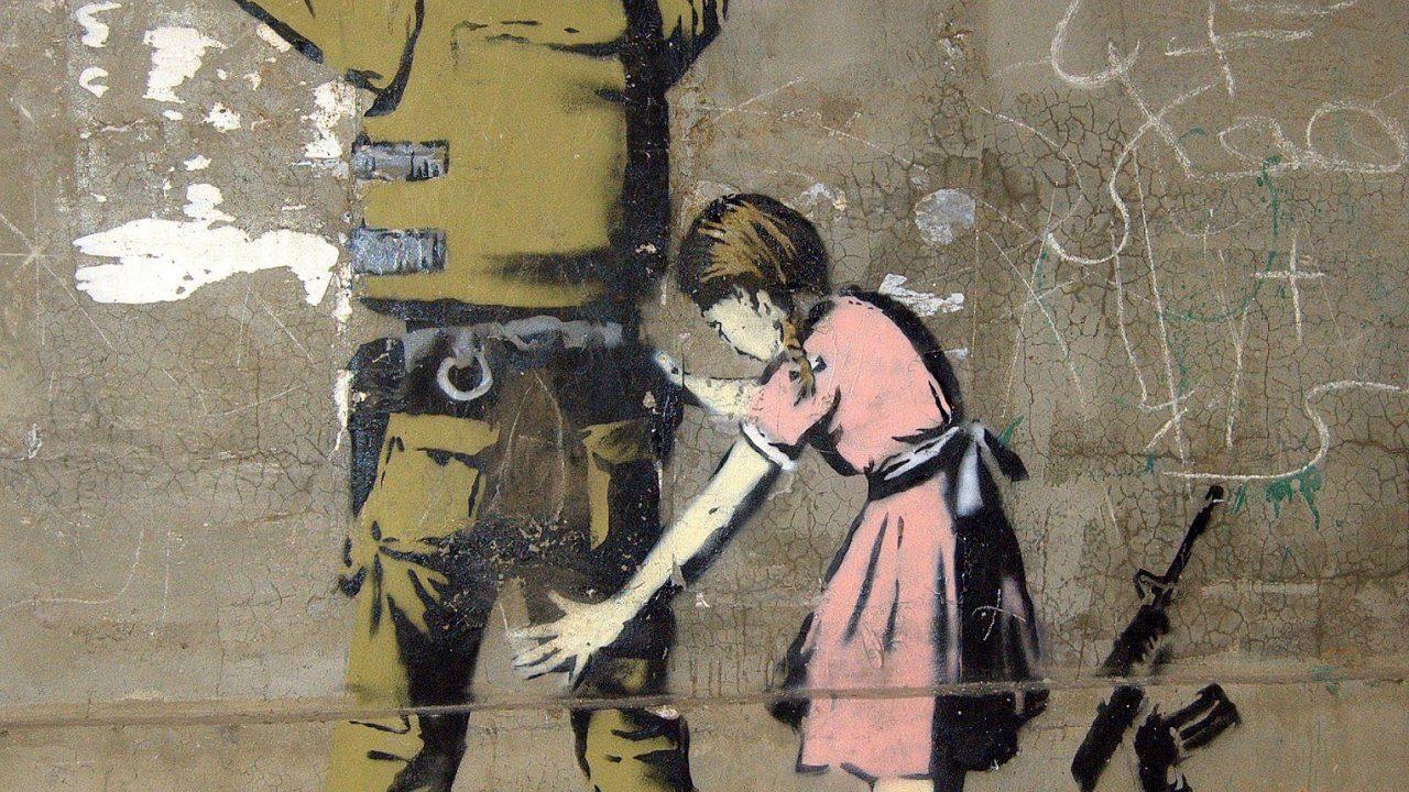 Les meilleures œuvres de Banksy