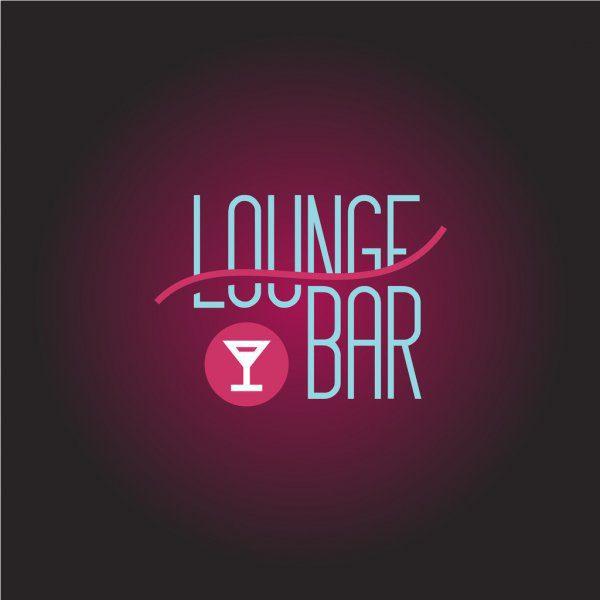 bar lounge logo agence creads