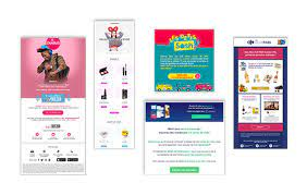 supports de communication newsletter exemple agence CREADS