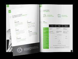 brochure haut de gamme agence creads