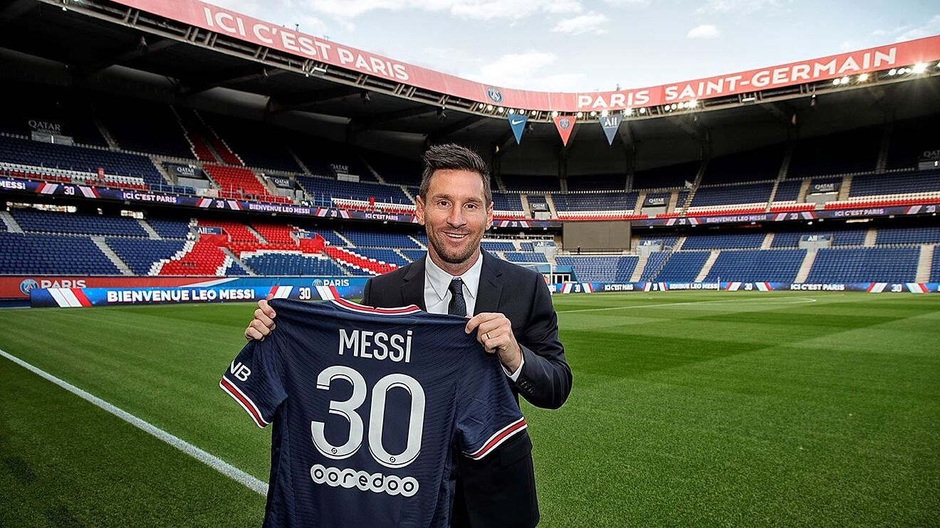 Messi, le roi du foot marketing